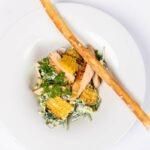 salat z pecene kukurice